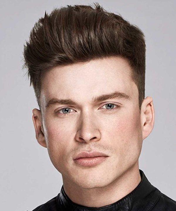 Los mejores cortes de pelo y peinados para hombre tendencia cabello corto tupe moderno