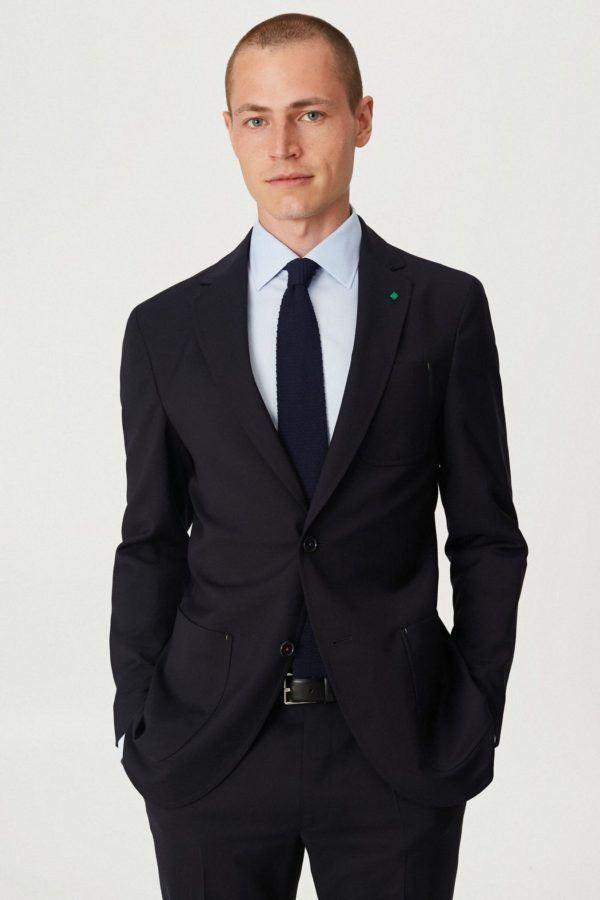 Purificacion garcia rebajas para hombre traje chaqueta relaxed