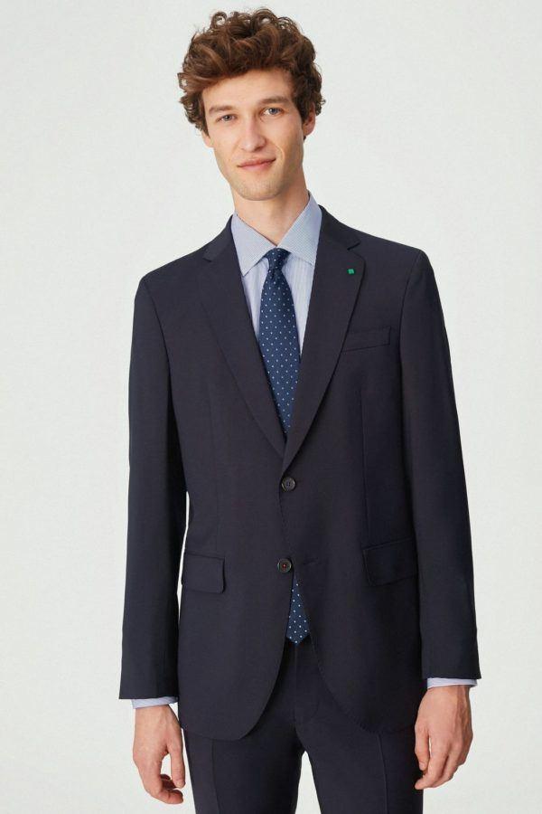 Purificacion garcia rebajas para hombre traje lana