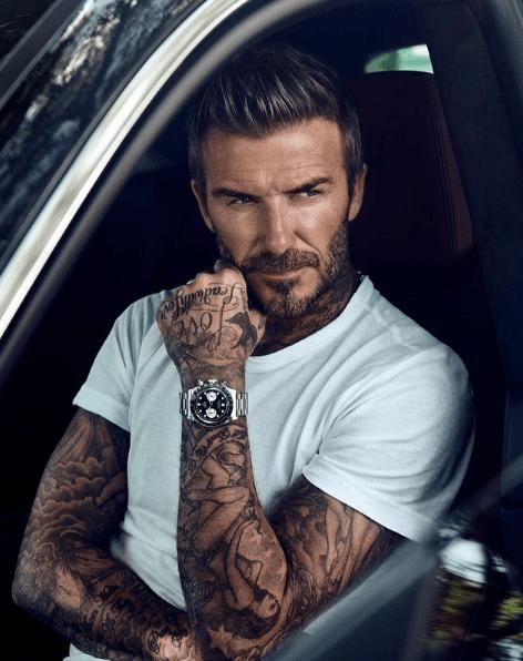 ¿Qué corte de pelo para hombre te favorece más según tu cara 2022? Fotos con Ejemplos David Beckham