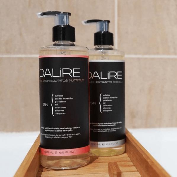Los 10 mejores champús de hombre para pelo graso Dalire