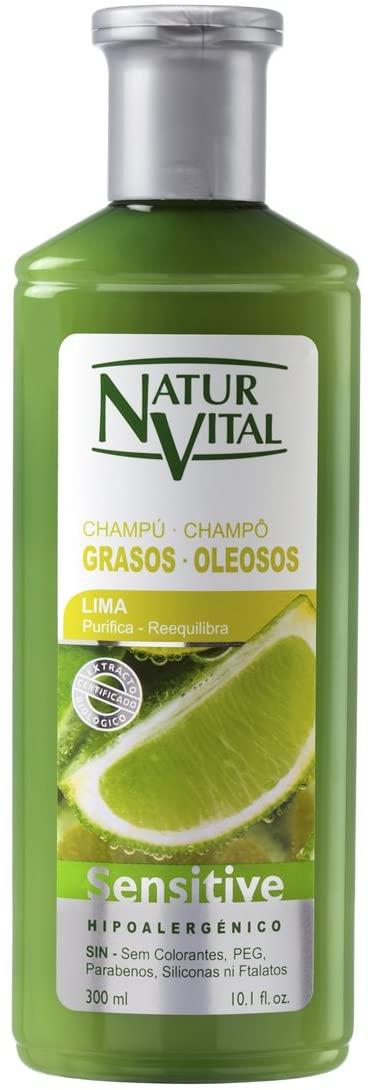 Los 10 mejores champús de hombre para pelo graso NaturVital