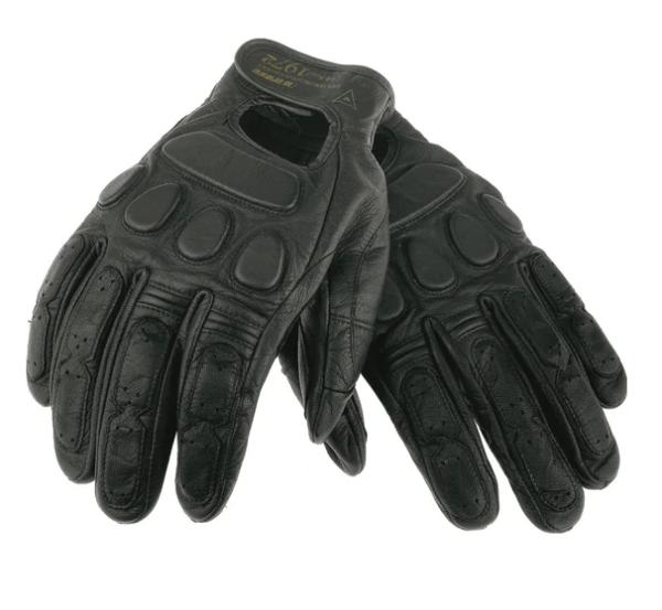 Los mejores guantes de verano para moto 2021 Dainese Blackjack Black