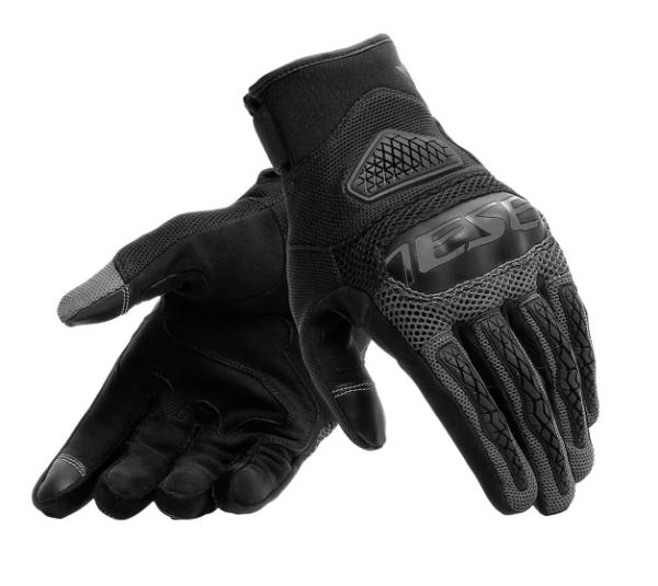 Los mejores guantes de verano para moto 2021 Dainese Bora Black