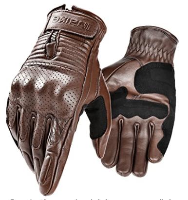 Los mejores guantes de verano para moto 2021 Inbike IM805