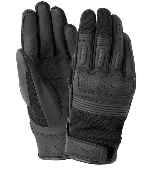 Los mejores guantes de verano para moto 2021 Tucano Urbano Andrew Black
