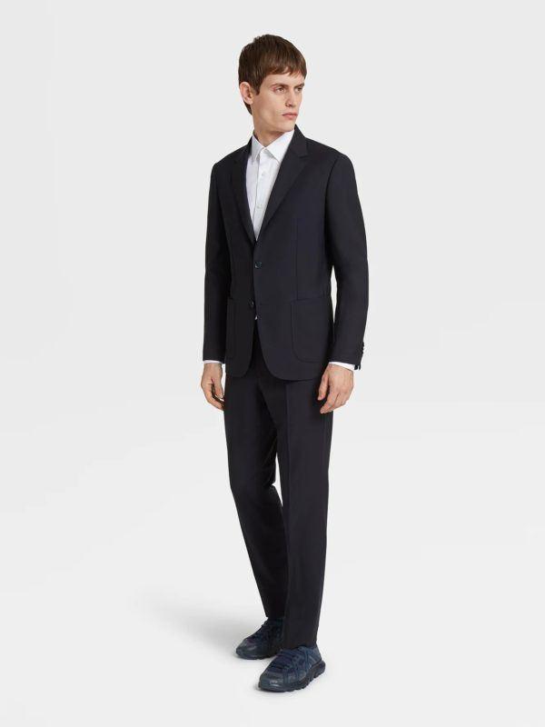 Como vestir elegantemente en verano traje fresco ermenegildo zegna