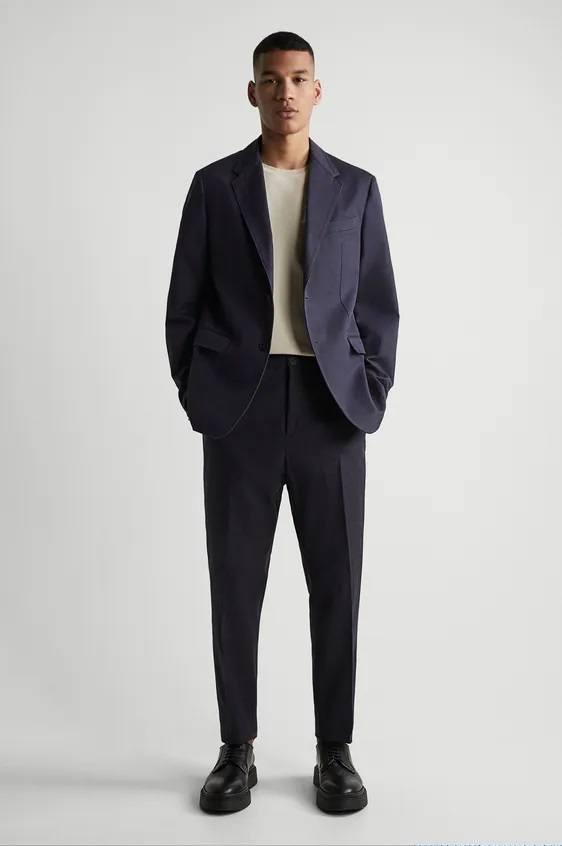 Como vestir elegantemente en verano traje zara