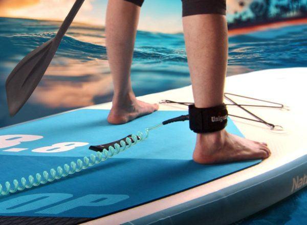 ¿Cuáles son los accesorios necesarios para hacer surf? Leash