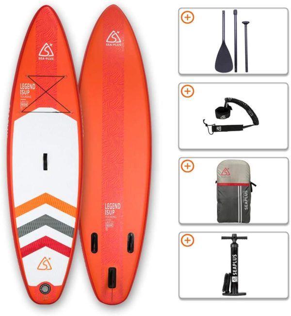 ¿Cuáles son los accesorios necesarios para hacer surf? Tabla