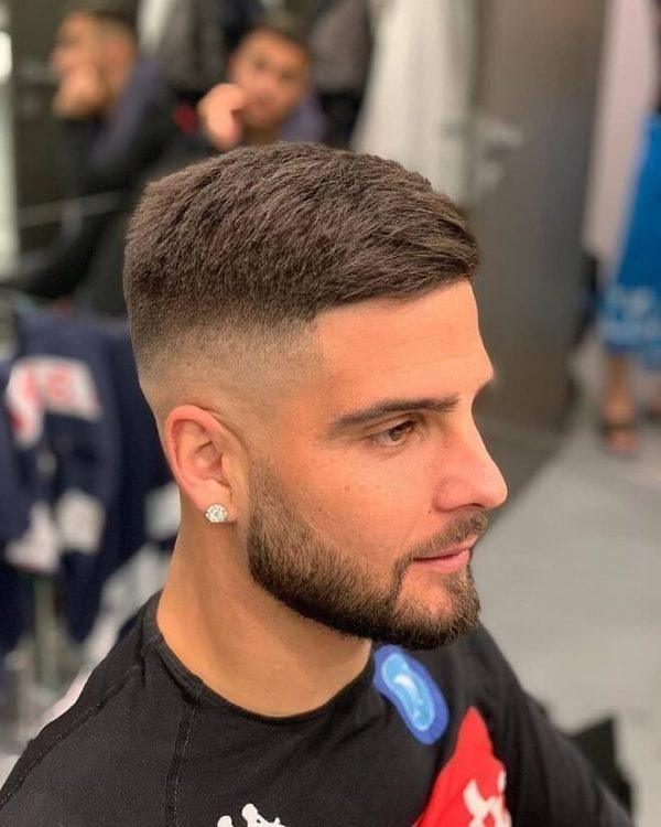Las fotos de los cortes de pelo de hombres estilo texturizado