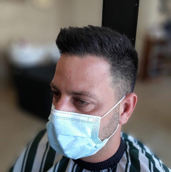 Las fotos de los cortes de pelo de hombres estilos spiky