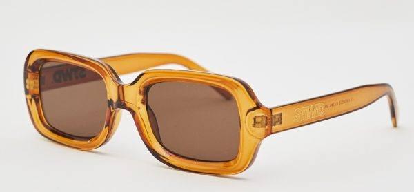 Tendencias gafas verano gafa pull and bear marron
