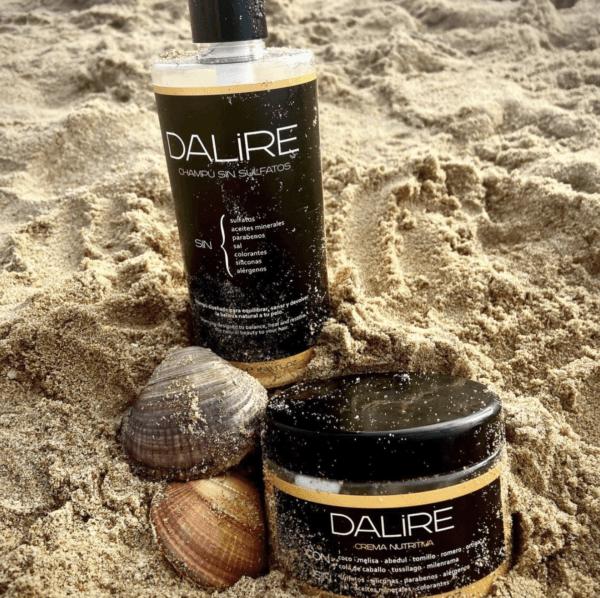 He probado el Protector UV con Keratina de Dalire y ésta es mi opinión final productos Dalire