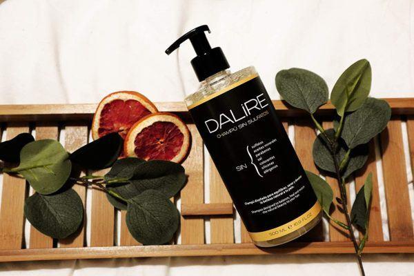 los mejores productos de pelo para calvos Dalire