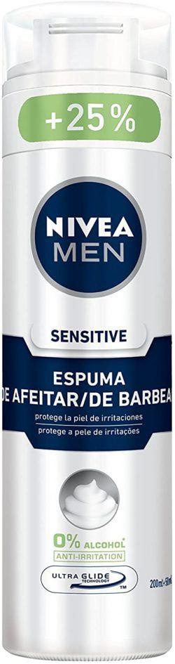 los mejores productos de pelo para calvos Nivea Men