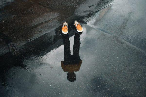 ¿Cuáles son las zapatillas perfectas para el invierno? Reflejo