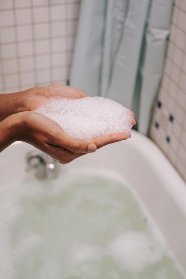 La review más completa del champú sólido sin sulfatos de Dalire espuma