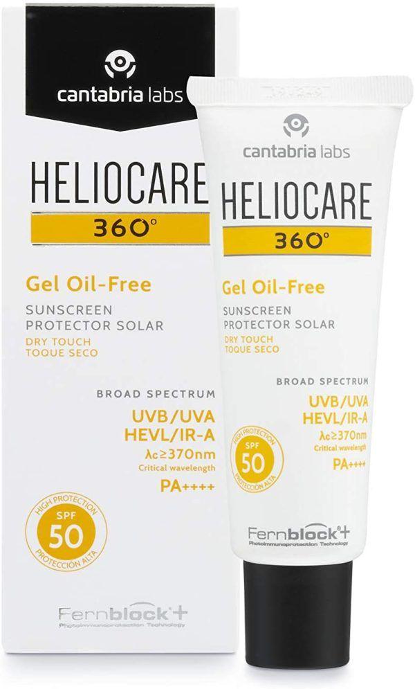 Los mejores productos para hombre para verse más joven Heliocare