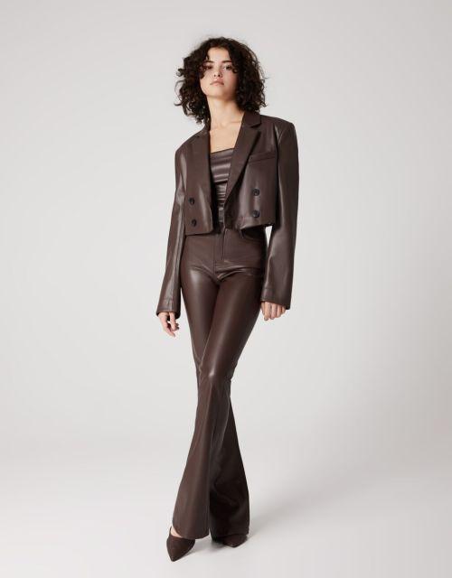 Set blazer+top+pantalones C. Tangana x Bershka mujer