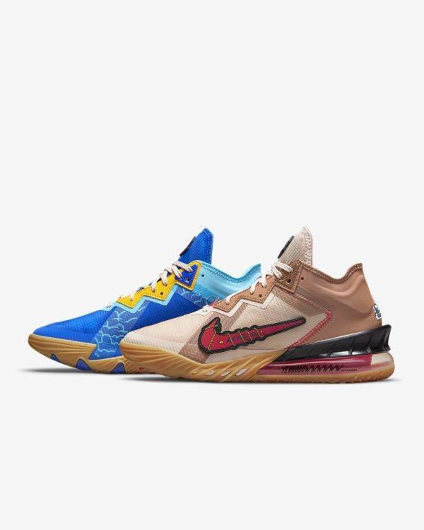 Los clásicos de Nike que van a triunfar el próximo invierno Lebron 18 Low