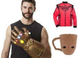 los mejores regalos para hombre de Marvel portada