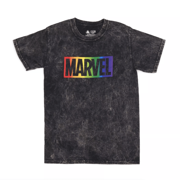 Los mejores regalos para hombre de Marvel camiseta arcoiris