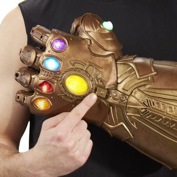 Los mejores regalos para hombre de Marvel Guantelete Thanos