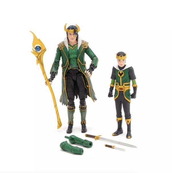 Los mejores regalos para hombre de Marvel muñeco Loki