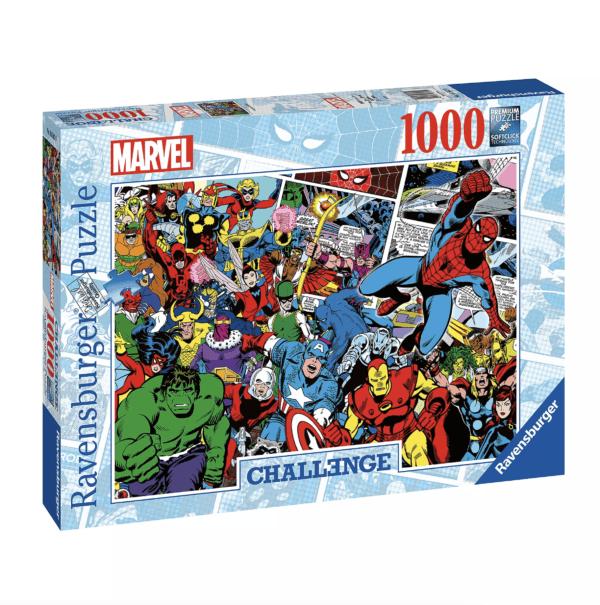 Los mejores regalos para hombre de Marvel Puzzle Vengadores