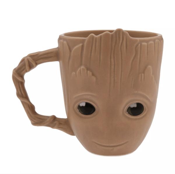 Los mejores regalos para hombre de Marvel taza Groot
