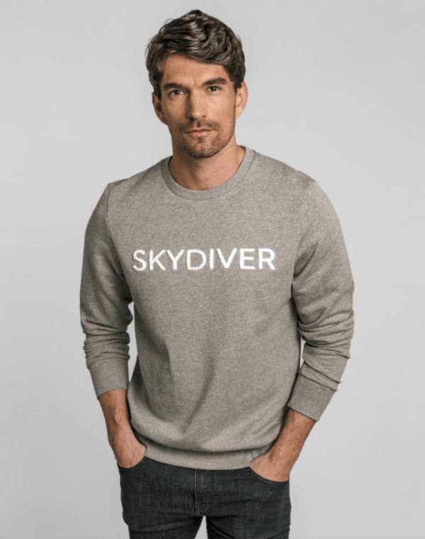 Moda Otoño Invierno 2021-2022 Sudadera Skydiver