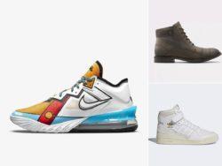 Tendencias Calzado: zapatos y zapatillas para hombre Otoño Invierno 2021 2022 portada