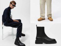 Las botas y botines de ZARA para Hombre Otoño Invierno 2021-2022