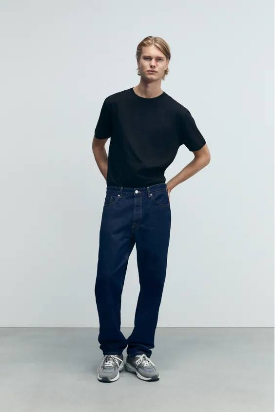 Camisetas de hombre zara camiseta medium