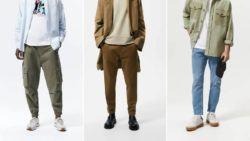 Catálogo de pantalones de Zara de Hombre para Otoño Invierno 2021-2022