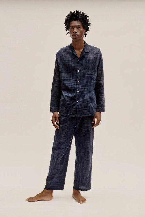Los pijamas de zara modelo de cuadros
