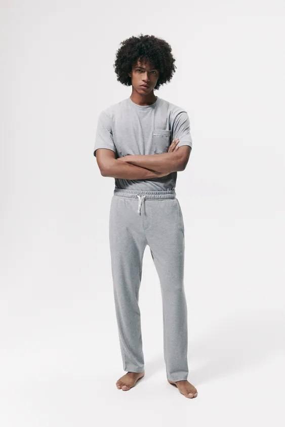 Los pijamas de zara modelo relaxed
