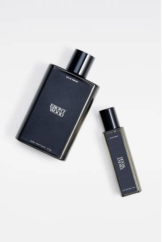 Mejores perfumes masculinos zara ebony wood