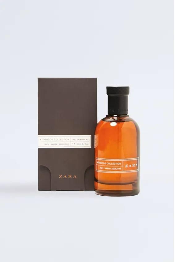 Mejores perfumes masculinos zara tobbaco