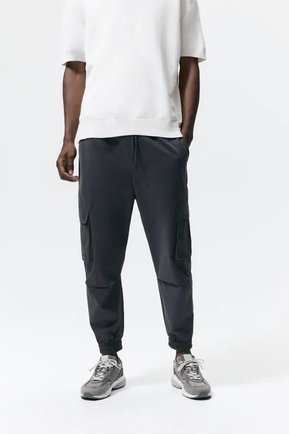 Pantalones hombre pantalon soft cargo