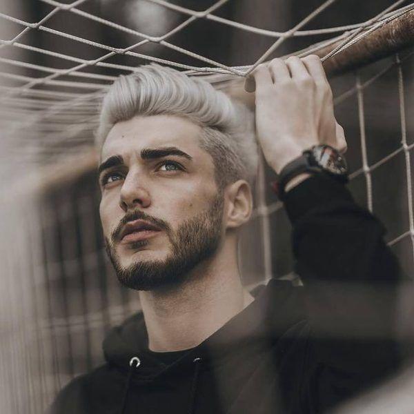 X mejores tipos o estilos de barba corta para hombres barba corta enmarcada