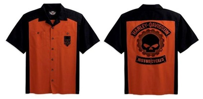 Camisa Naranja HD