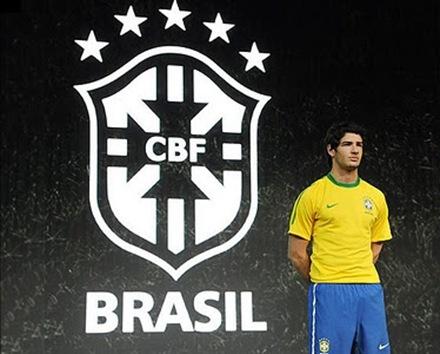 Camiseta Oficial Brasil Mundial 2010-3