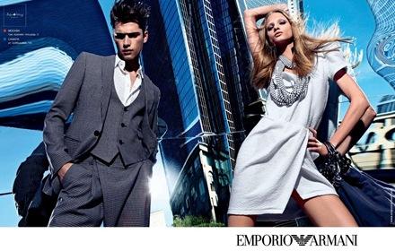 Catálogo Emporio Armani H Primavera Verano 2010-5