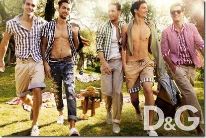 Dolce & Gabbana PV 2011 - 01
