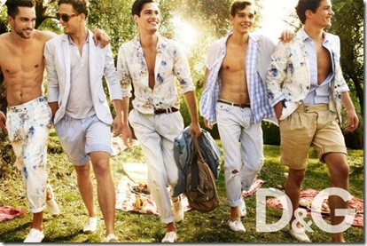 Dolce & Gabbana PV 2011 - 02