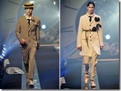 John Galliano Moda Formal - 01