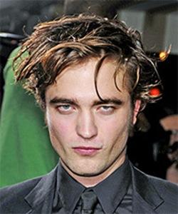 Los cortes de pelo y peinados de Robert Pattinson-2