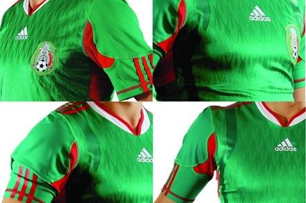 camiseta oficial mexico mundial 2010-3